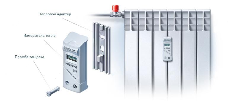 Techem счетчики тепла батарея инструкция